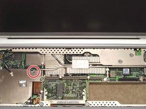 PowerBook G4 Titanium Onyx Logic Board Replacement