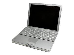 """PowerBook G4 Aluminum 12"""" 867 MHz"""