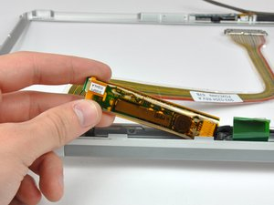 "MacBook Pro 15"" Core 2 Duo Model A1211 Front Display Bezel Replacement"