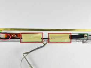 """iBook G4 12"""" 800 MHz-1.2 GHz Inverter/AirPort Cables Replacement"""