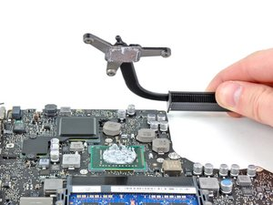 "MacBook Pro 13"" Unibody Early 2011 Logic Board Replacement"