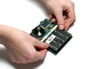 PowerBook G3 Wallstreet RAM Replacement