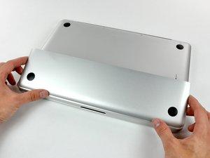MacBook Unibody Model A1278 Access Door Replacement