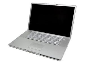 "PowerBook G4 Aluminum 17"" 1-1.67 GHz"