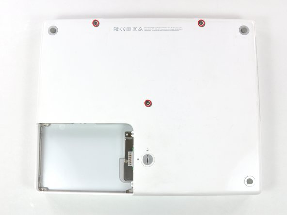 """iBook G4 14"""" 1.42 GHz Lower Case Replacement"""