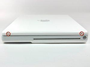 "iBook G3 12"" Rear Display Bezel Replacement"