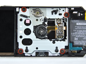 PSP 300xc UMD Drive Replacement