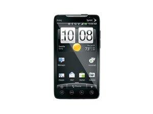 HTC Evo 4G Repair