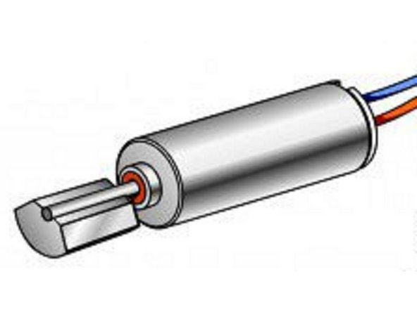 How to get tungsten from a cylindrical design vibration motor