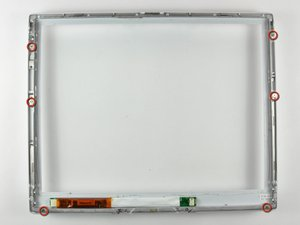 """iBook G4 12"""" 1.33 GHz Clutch Hinges Replacement"""