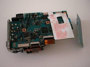 Sony Cyber-shot DSC-W5 Motherboard Replacement