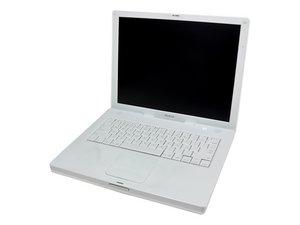 """iBook G4 14"""" 933 MHz-1.33 GHz Repair"""