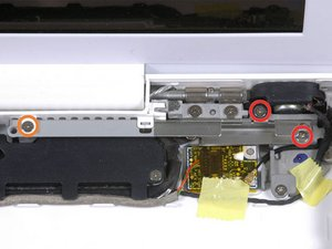 MacBook Core 2 Duo C-Channel Replacement
