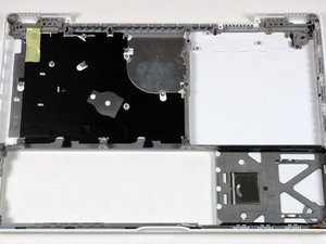 MacBook Core 2 Duo Lower Case Replacement