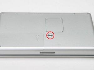 "PowerBook G4 Aluminum 12"" 1-1.5 GHz Battery Replacement"