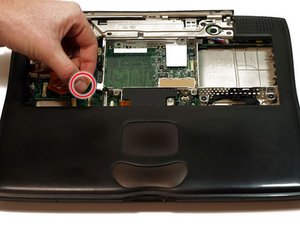 PowerBook G3 Pismo Upper Case Replacement