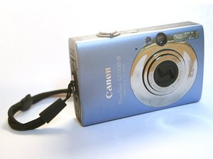Canon PowerShot SD1100 IS Repair