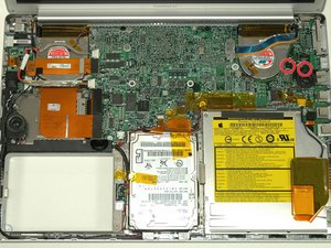 "PowerBook G4 Aluminum 15"" 1.5-1.67 GHz Logic Board Replacement"