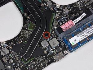 """MacBook Pro 15"""" Unibody Mid 2009 Heat Sink Replacement"""