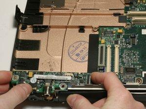 PowerBook G3 Wallstreet DC & Sound Card Replacement