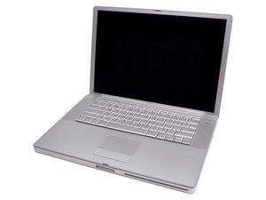 "PowerBook G4 Aluminum 15"" 1.67 GHz"