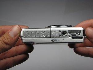 Sony Cyber-shot DSC-W290 Battery Replacement
