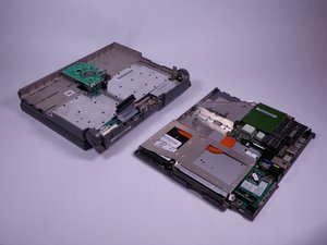 Macintosh PowerBook 165c Lower Case Replacement