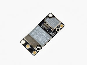 MacBook Unibody Model A1342 AirPort/Bluetooth Board Replacement