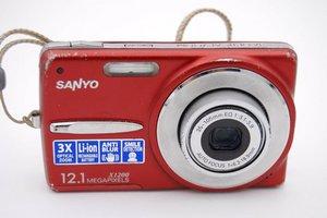 Sanyo VPC-X1200 Repair