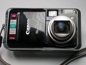 Canon PowerShot S80 Repair