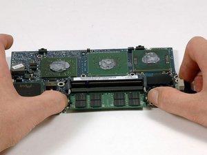 "MacBook Pro 15"" Core Duo Model A1150 Logic Board Replacement"