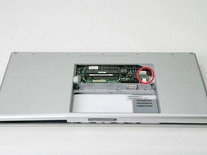"PowerBook G4 Aluminum 17"" 1-1.67 GHz Logic Board Replacement"
