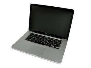 "MacBook Pro 15"" Unibody 2.53 GHz Mid 2009"