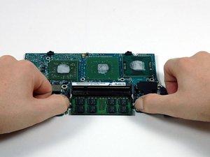 "MacBook Pro 15"" Core 2 Duo Model A1211 Logic Board Replacement"