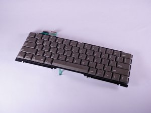 Macintosh PowerBook 165c Keyboard Replacement