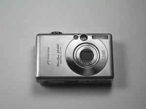 Canon PowerShot SD450 Repair