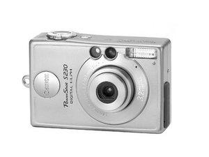 Canon PowerShot S230 Repair