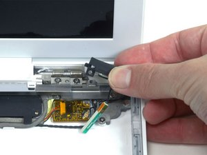 MacBook Core Duo Right Speaker Replacement