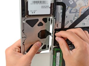 """MacBook Pro 13"""" Unibody Early 2011 Trackpad Replacement"""
