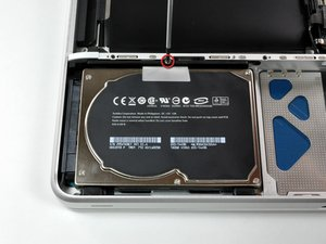 MacBook Unibody Model A1278 Hard Drive Cable Replacement
