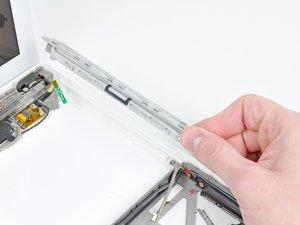 MacBook Core 2 Duo Optical Drive Bezel Replacement