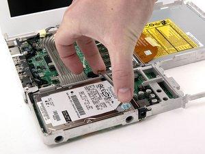 "iBook G4 12"" 800 MHz-1.2 GHz Heat Sink Replacement"