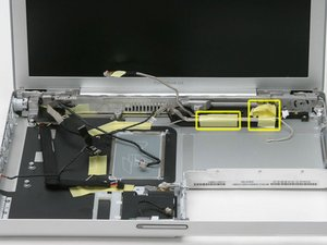 "PowerBook G4 Aluminum 12"" 1-1.5 GHz Subwoofer Replacement"