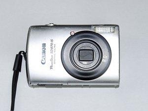 Canon PowerShot SD870 IS Repair