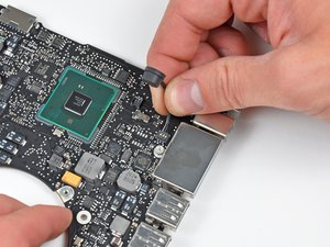 """MacBook Pro 15"""" Unibody Early 2011 Microphone Replacement"""