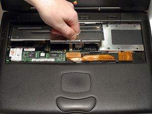 PowerBook G3 Wallstreet Heat Shield Replacement
