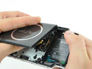 PSP 300xc UMD Door Replacement