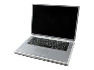 PowerBook G4 Titanium Mercury