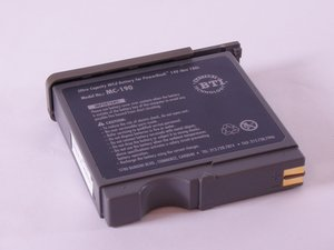 Macintosh PowerBook 165c Battery Replacement