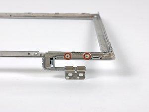"PowerBook G4 Aluminum 12"" 867 MHz Left Clutch Hinge Replacement"